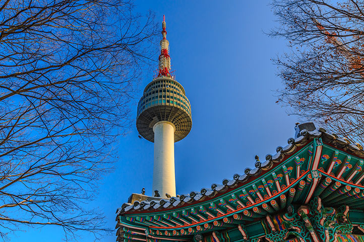 N Seoul Tower Tour