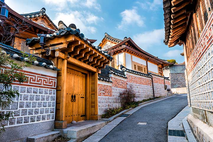 Bukchon Hanok Village Tour