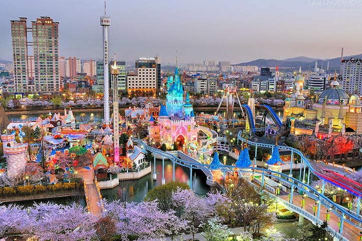 Lotte World Amusement Park